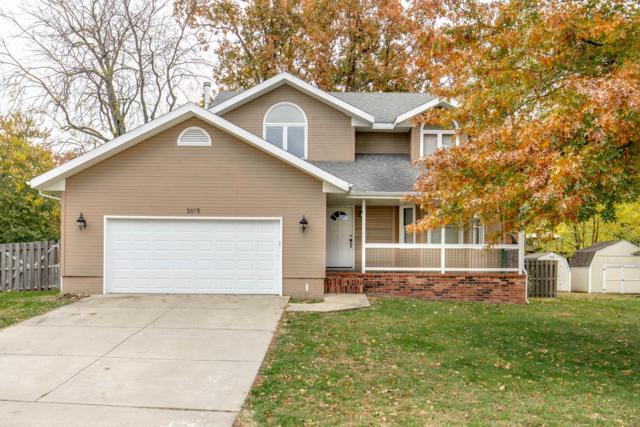 3815 W Morningside Street, Springfield, MO 65807 (MLS #60123306) :: Good Life Realty of Missouri