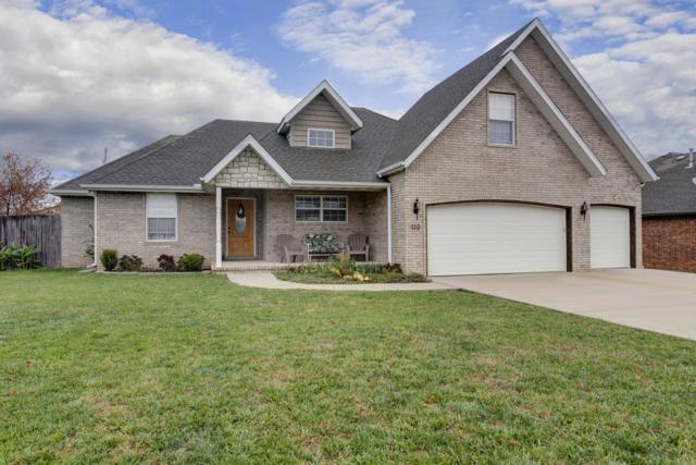 110 Deer Run, Willard, MO 65781 (MLS #60123334) :: Team Real Estate - Springfield