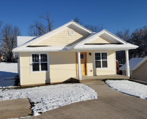 706 E South Street, Neosho, MO 64850 (MLS #60123512) :: Good Life Realty of Missouri