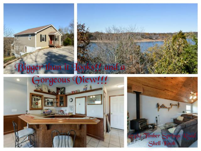 27482 Timber Springs Road, Shell Knob, MO 65747 (MLS #60123545) :: Sue Carter Real Estate Group