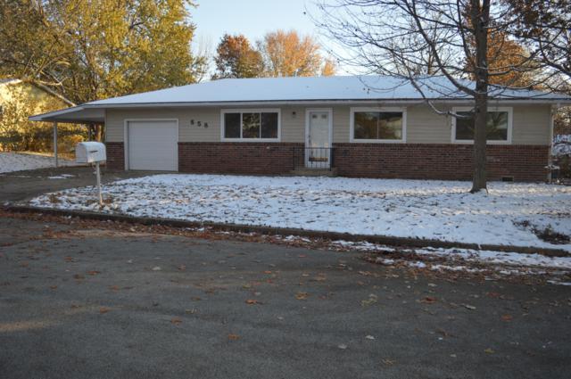 658 W Pearl Street, Aurora, MO 65605 (MLS #60123574) :: Team Real Estate - Springfield