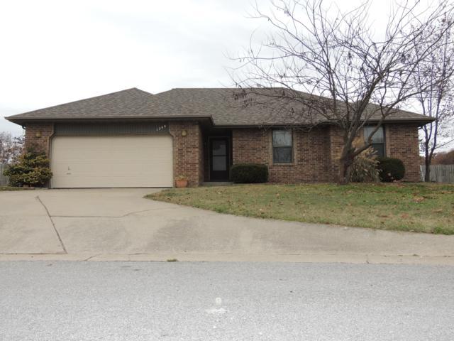 1209 W Belwood Court, Nixa, MO 65714 (MLS #60123594) :: Team Real Estate - Springfield
