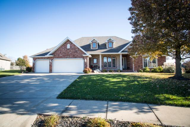 3121 W Fieldstone Way, Springfield, MO 65810 (MLS #60123778) :: Good Life Realty of Missouri