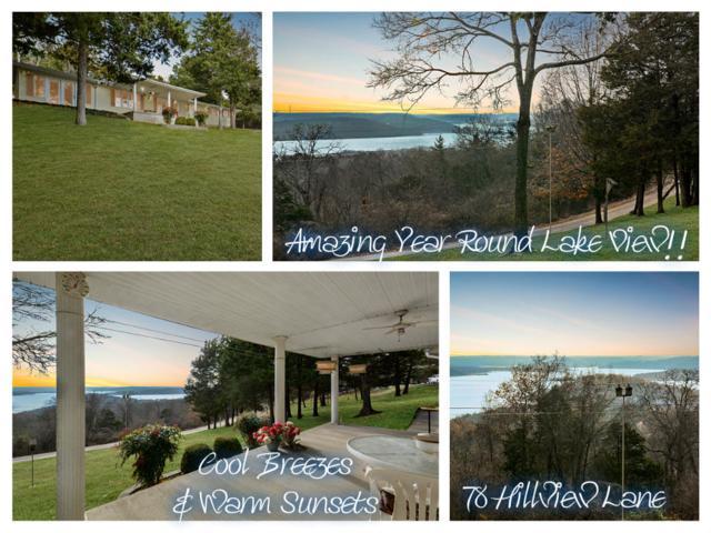 78 Hillview Lane, Branson West, MO 65737 (MLS #60124478) :: Team Real Estate - Springfield