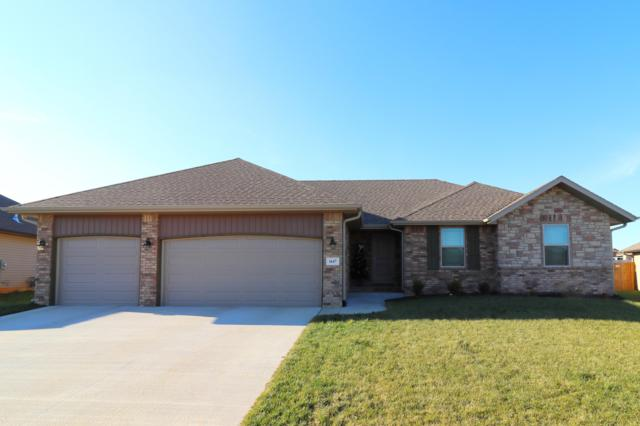 3429 S Lexus Avenue Lot 27, Springfield, MO 65807 (MLS #60125055) :: Team Real Estate - Springfield