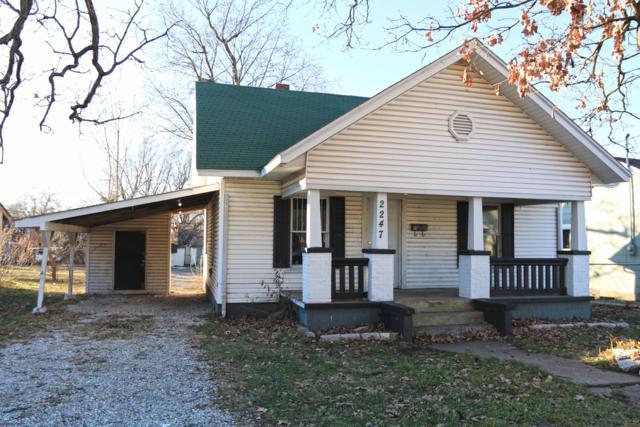 2247 N Ramsey Avenue, Springfield, MO 65803 (MLS #60125344) :: Team Real Estate - Springfield