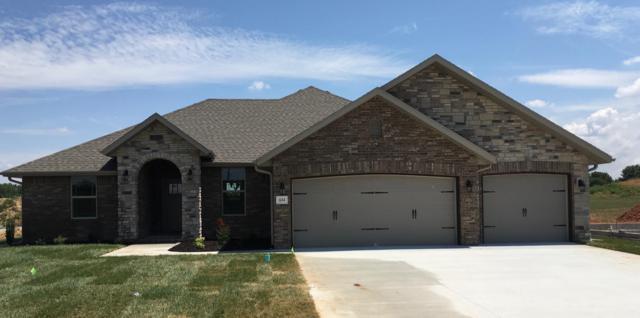616 N Eagle Park Street Lot 8, Nixa, MO 65714 (MLS #60125528) :: Team Real Estate - Springfield