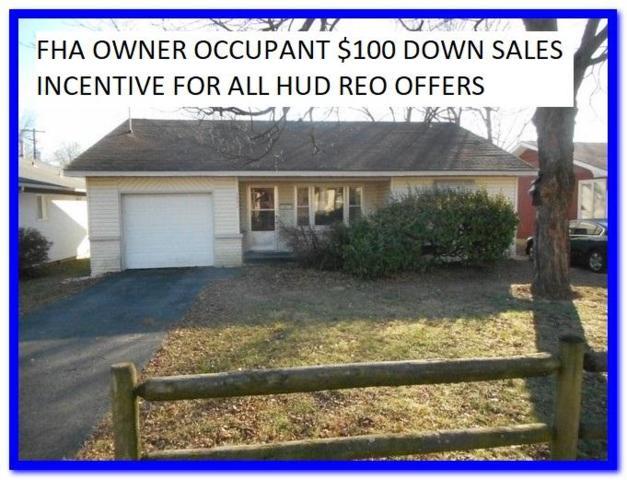 1470 E Lindberg Street, Springfield, MO 65804 (MLS #60125541) :: Team Real Estate - Springfield