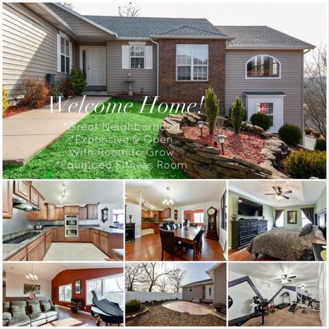 215 Horizon Drive, Branson, MO 65616 (MLS #60125546) :: Team Real Estate - Springfield