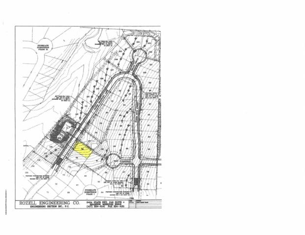 Lot 74 Bradbury Stone Gate, Ozark, MO 65721 (MLS #60126147) :: Weichert, REALTORS - Good Life