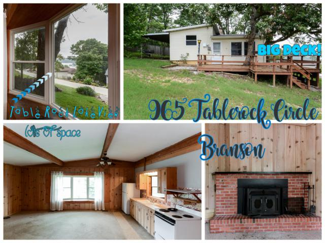 965 Tablerock Circle, Branson, MO 65616 (MLS #60126462) :: Weichert, REALTORS - Good Life