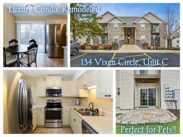 134 Vixen Circle C, Branson, MO 65616 (MLS #60126698) :: Team Real Estate - Springfield