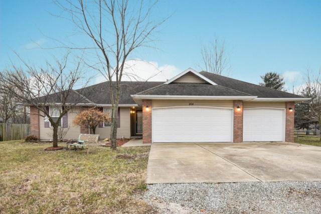 204 E Chrysler Avenue, Clever, MO 65631 (MLS #60127207) :: Team Real Estate - Springfield