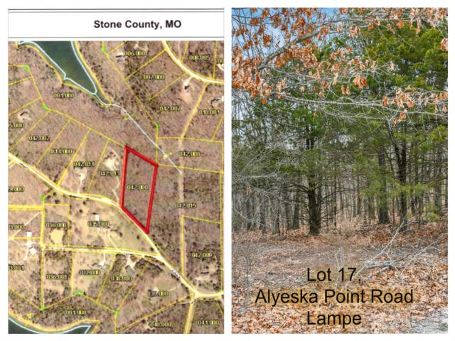 Tbd Lot 17 Alyeska Point Road, Lampe, MO 65681 (MLS #60127275) :: Team Real Estate - Springfield