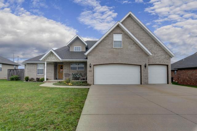 110 Deer Run, Willard, MO 65781 (MLS #60127497) :: Team Real Estate - Springfield