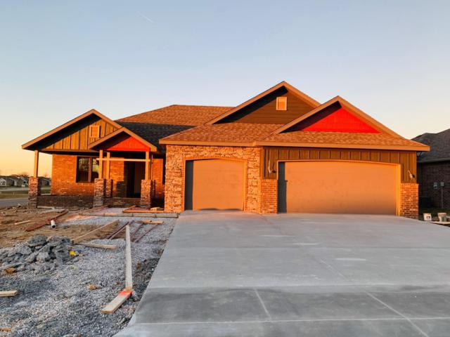 921 E Thorndale Drive, Nixa, MO 65714 (MLS #60127600) :: Team Real Estate - Springfield