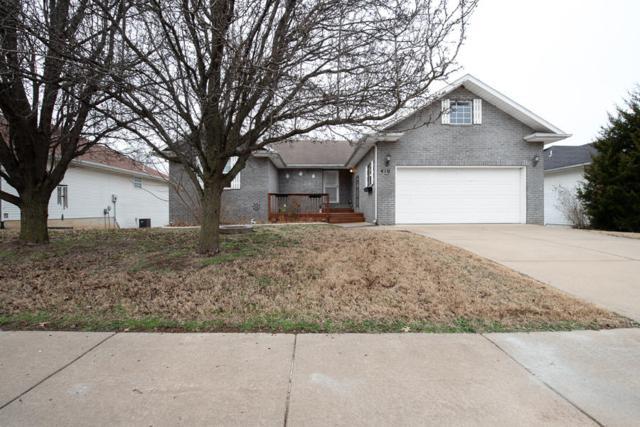 410 Southgate Drive, Nixa, MO 65714 (MLS #60128307) :: Sue Carter Real Estate Group