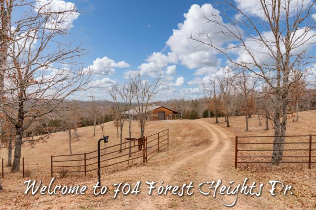 704 Forest Heights Drive, Saddlebrooke, MO 65630 (MLS #60128506) :: Weichert, REALTORS - Good Life