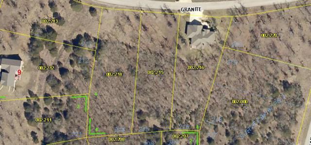Tbd Granite Drive, Branson West, MO 65737 (MLS #60128603) :: Winans - Lee Team | Keller Williams Tri-Lakes