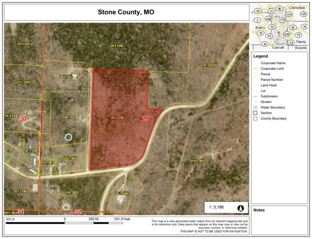 10.8 Acres Welch Road, Reeds Spring, MO 65737 (MLS #60128639) :: Weichert, REALTORS - Good Life