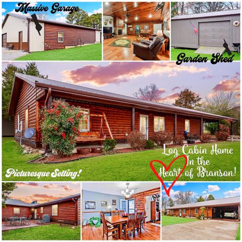 205 Francis Street, Branson, MO 65616 (MLS #60128873) :: Sue Carter Real Estate Group