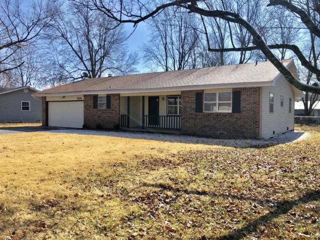 834 E Bedford Street, Marshfield, MO 65706 (MLS #60129143) :: Team Real Estate - Springfield