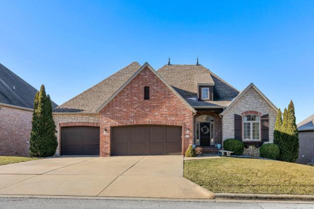 850 E Grafton Drive, Nixa, MO 65714 (MLS #60129536) :: Team Real Estate - Springfield