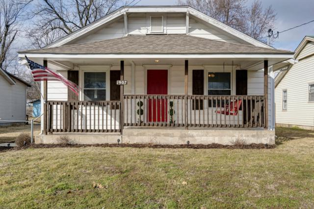 1907 W Thoman Street, Springfield, MO 65803 (MLS #60129860) :: Team Real Estate - Springfield