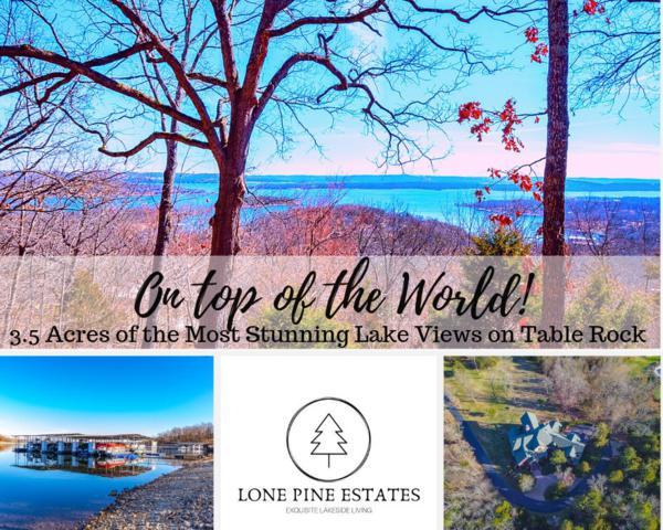 Lot 9 Lone Pine Estates, Branson West, MO 65737 (MLS #60129989) :: Weichert, REALTORS - Good Life