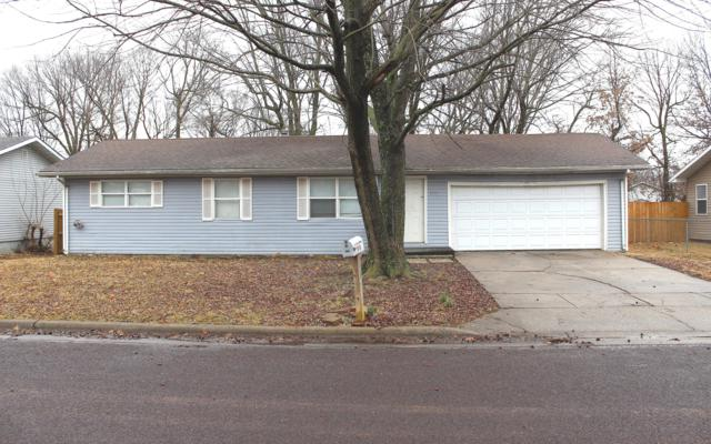 1214 N Glenn Avenue, Springfield, MO 65802 (MLS #60129993) :: Team Real Estate - Springfield