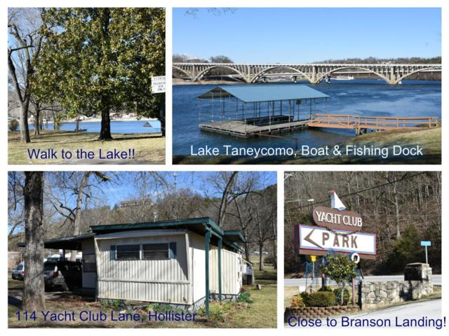 114 Yacht Club Lane, Hollister, MO 65672 (MLS #60130019) :: Team Real Estate - Springfield