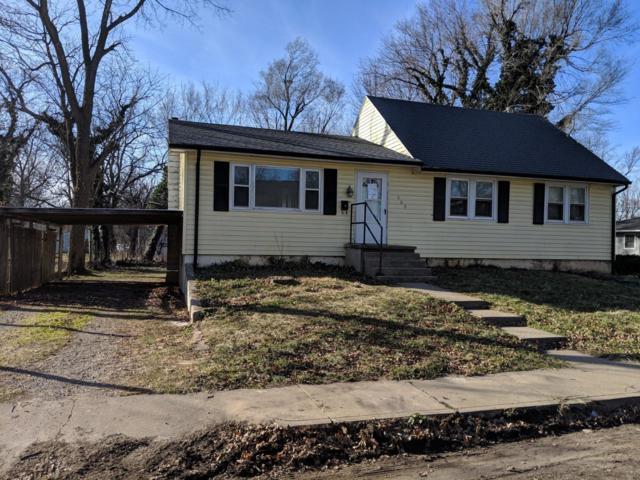 909 S Hazel Street, Mt Vernon, MO 65712 (MLS #60130174) :: Team Real Estate - Springfield