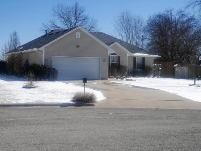 410 Haylee Court, Aurora, MO 65605 (MLS #60130787) :: Team Real Estate - Springfield