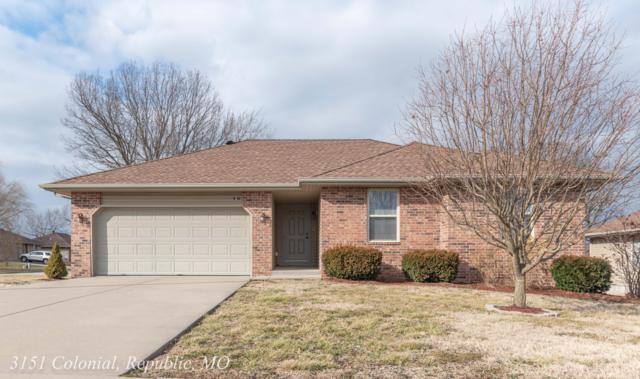 3151 E Colonial Street, Republic, MO 65738 (MLS #60131329) :: Team Real Estate - Springfield