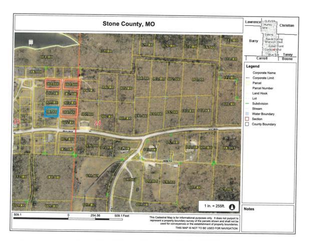 Lot 13 Blue Water Village, Reeds Spring, MO 65737 (MLS #60131563) :: Team Real Estate - Springfield
