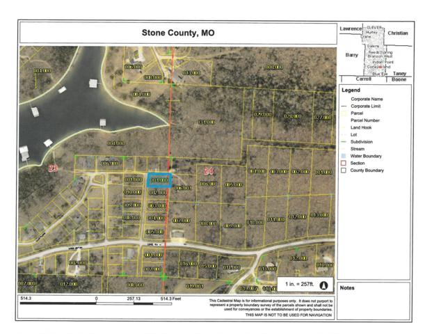 Lot 5 Blue Water Village, Reeds Spring, MO 65737 (MLS #60131564) :: United Country Real Estate