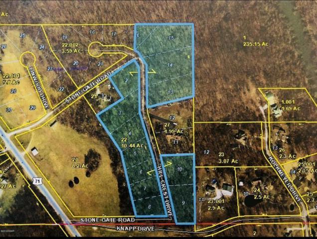 Lot 5 Hillcrest Drive, Joplin, MO 64804 (MLS #60131977) :: Weichert, REALTORS - Good Life