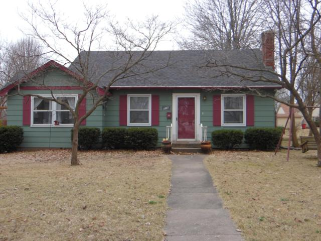 516 W Pleasant Street, Aurora, MO 65605 (MLS #60132007) :: Weichert, REALTORS - Good Life