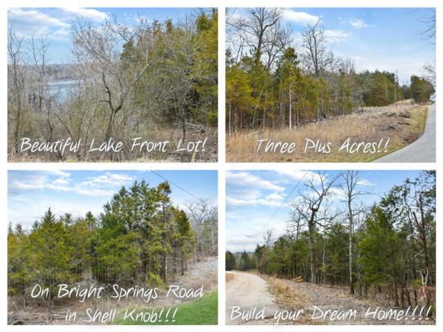 Tbd Echo Cove Lots: #12,13,& 14, Shell Knob, MO 65747 (MLS #60132253) :: Sue Carter Real Estate Group