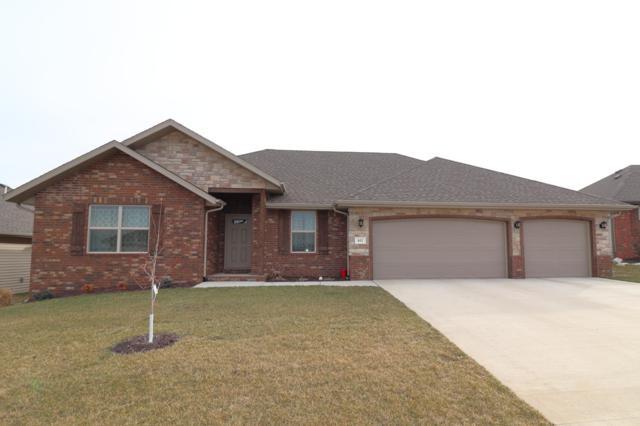 612 N Eagle Park Drive Lot 10, Nixa, MO 65714 (MLS #60133619) :: Weichert, REALTORS - Good Life