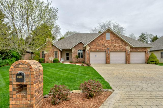 2361 E Olde Ivy Street, Springfield, MO 65804 (MLS #60134084) :: Sue Carter Real Estate Group