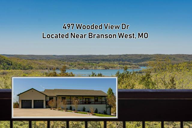 497 Wooded View Drive, Galena, MO 65656 (MLS #60134609) :: Team Real Estate - Springfield