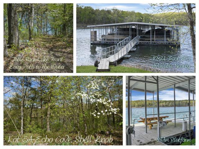 Tbd Lot 5A, Echo Cove, Shell Knob, MO 65747 (MLS #60134777) :: Sue Carter Real Estate Group