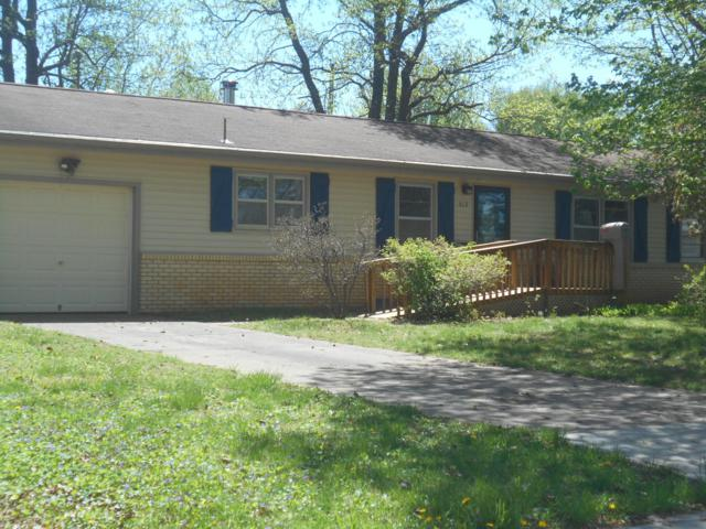 812 E Morningside Street, Springfield, MO 65807 (MLS #60134814) :: Team Real Estate - Springfield