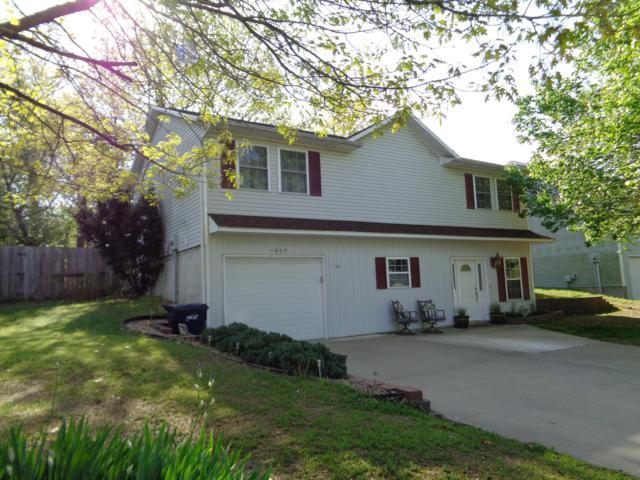1807 Rachel Drive, Neosho, MO 64850 (MLS #60135491) :: Sue Carter Real Estate Group