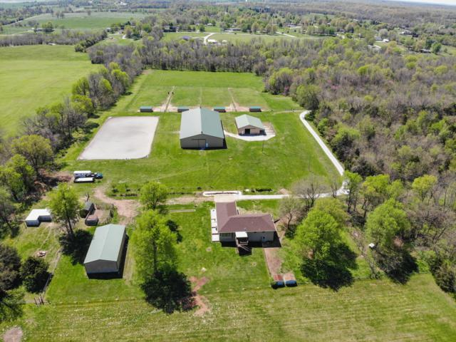 465 E War Horse Lane, Willard, MO 65781 (MLS #60136460) :: Sue Carter Real Estate Group