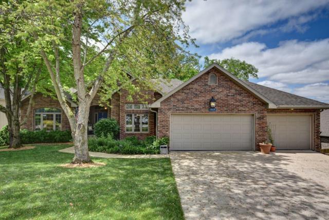1909 S Pin Oak Drive, Springfield, MO 65809 (MLS #60136600) :: Sue Carter Real Estate Group