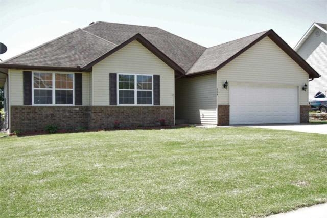 504 W Walton Avenue, Carl Junction, MO 64834 (MLS #60137127) :: Sue Carter Real Estate Group