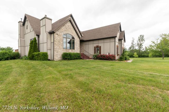 7782 N Yorkshire Lane, Willard, MO 65781 (MLS #60137455) :: Sue Carter Real Estate Group