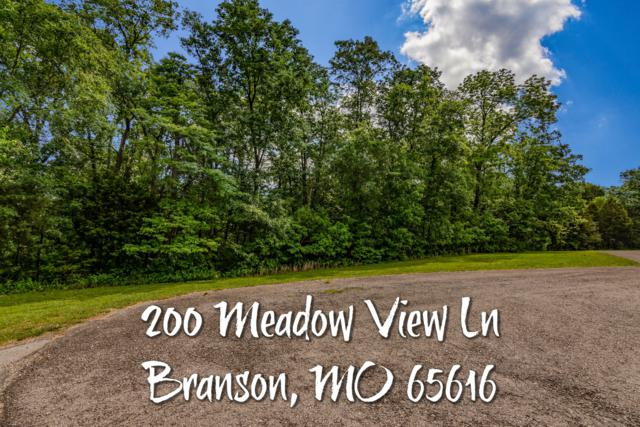 200 Meadow View Lane, Branson, MO 65616 (MLS #60137558) :: Sue Carter Real Estate Group